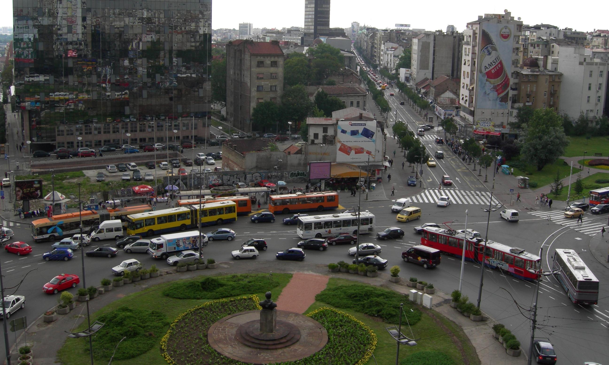 Da li su kružni tokovi spas za saobraćajne gužve po Srbiji?