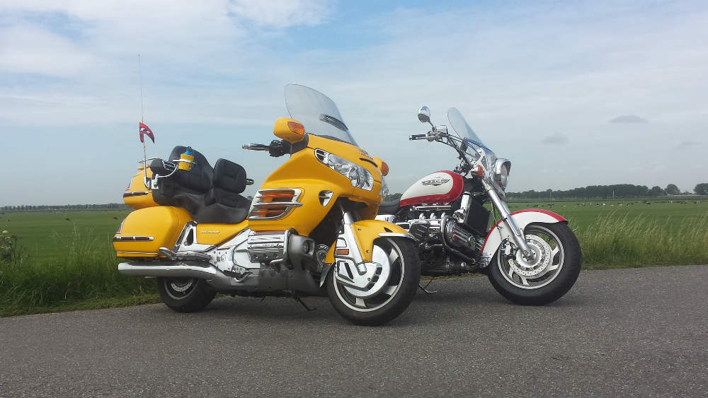 Koliko je kilometara puno za motocikl