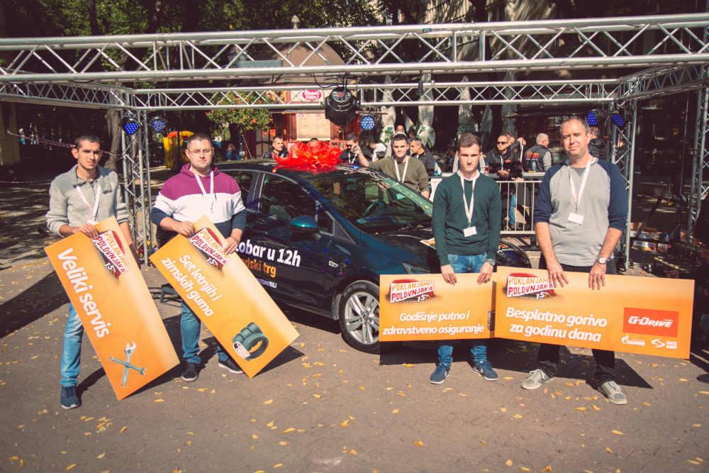 Glavna nagrada - Opel Astra K odlazi u Novi Sad