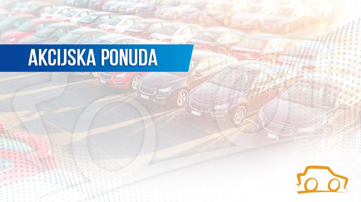 Akcijska ponuda novih automobila na našem sajtu