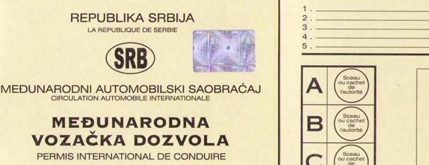 Poskupela međunarodna vozačka dozvola