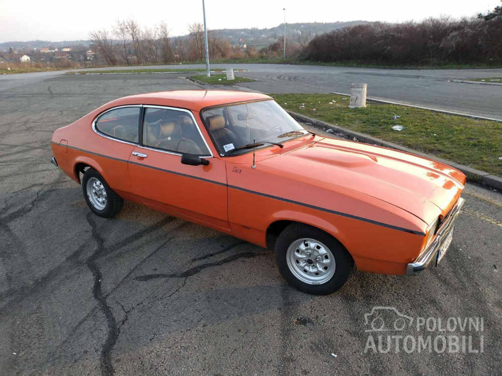 Ford Capri - Mustang na evropski način
