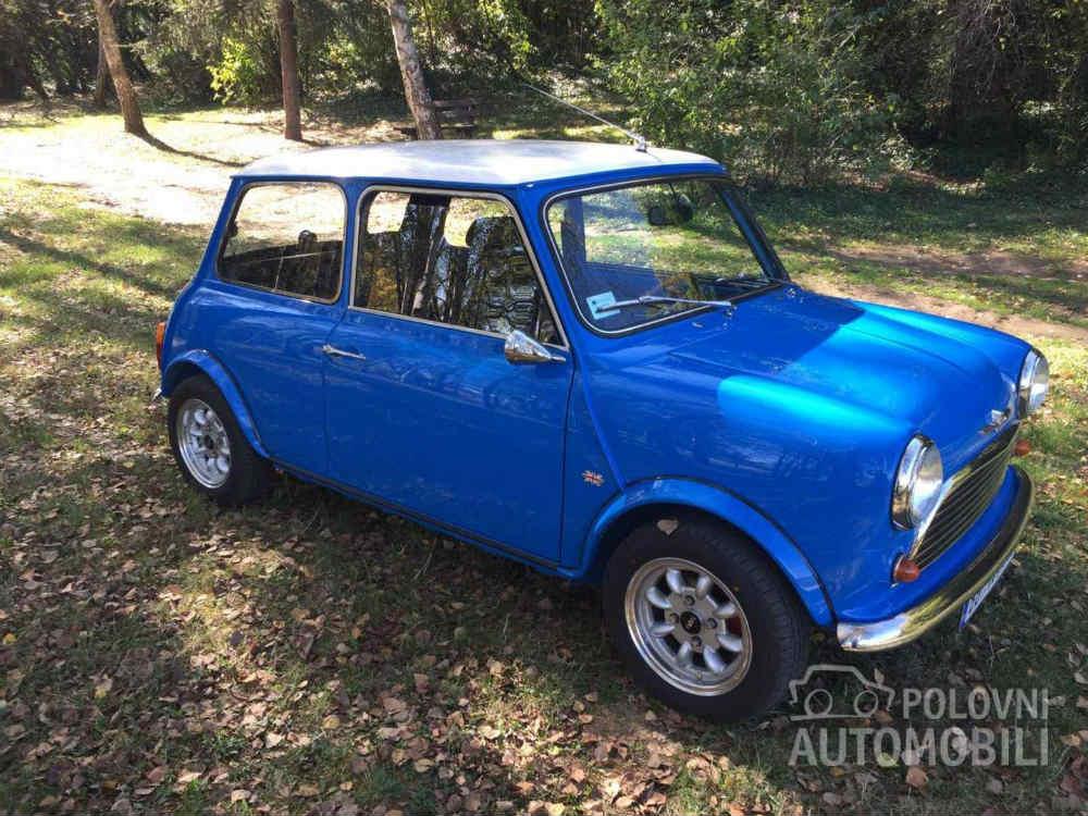 Mini - automobil za koji svi znaju