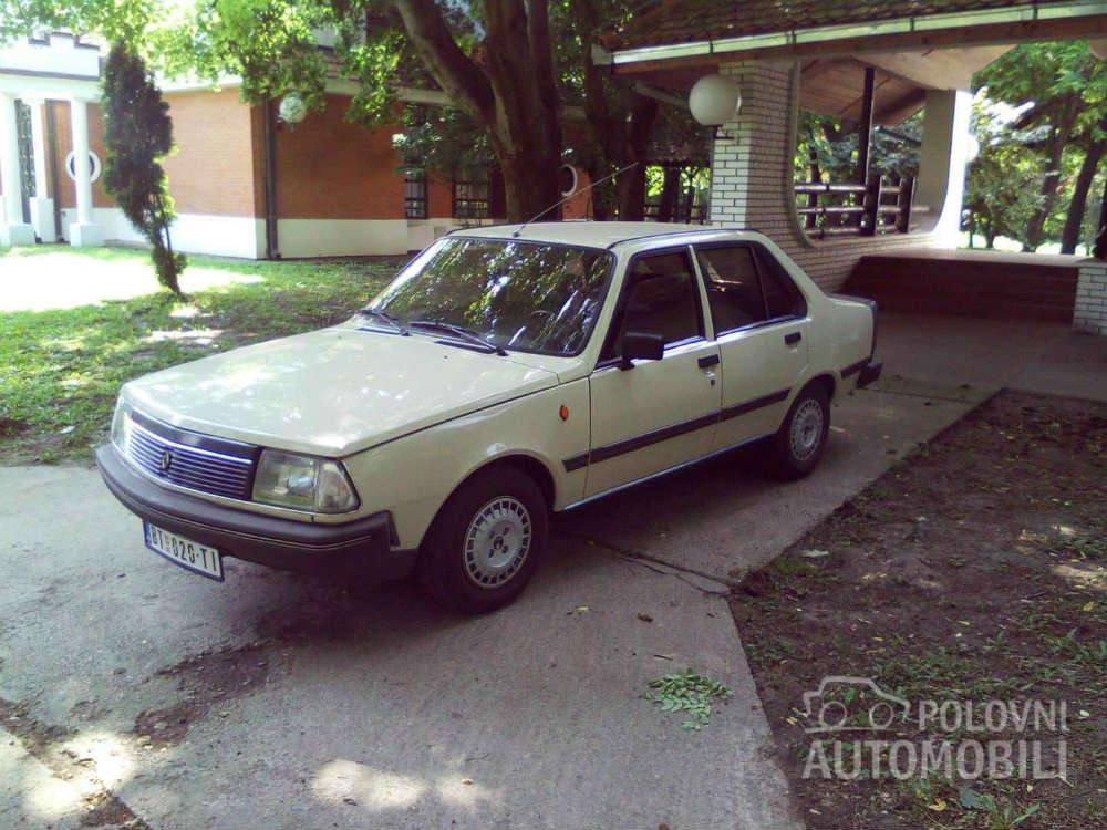 Renault 18 – auto čuvan 35 godina
