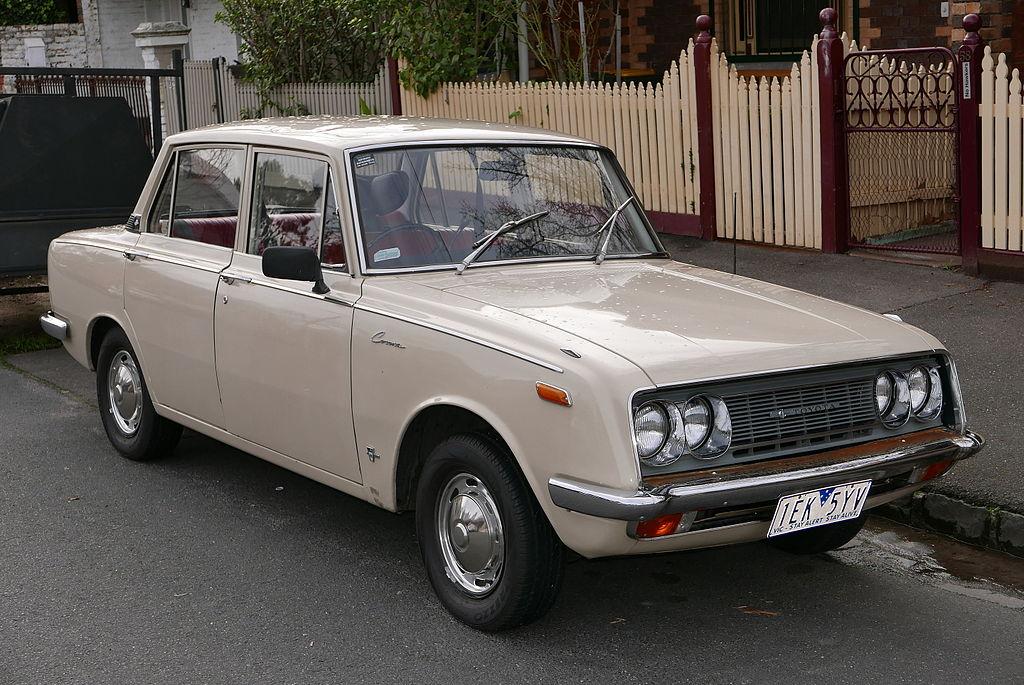 Kako je Toyota Corona uticala na japansku auto-industriju