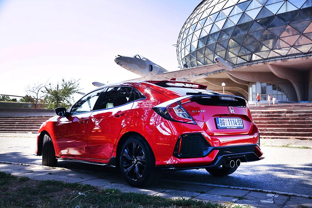 Nova Honda Civic - 25 stvari koje niste znali