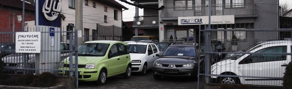 AUTO KUĆA I SERVIS ITALIYUCAR D.O.O. www.italiyucar.com