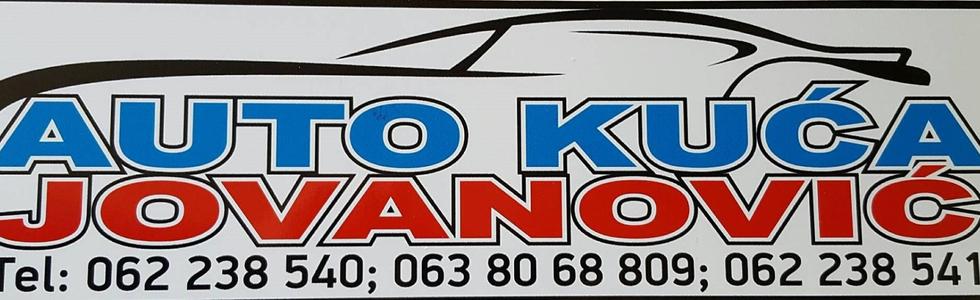 Auto kuća Jovanović