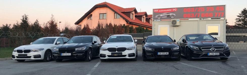 RR Automobili BG