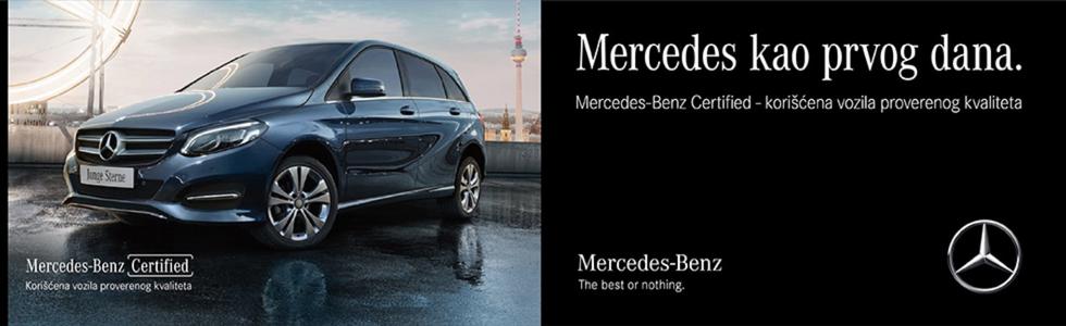 Star Import         Mercedes-Benz Certified  Korišćena vozila proverenog kvaliteta