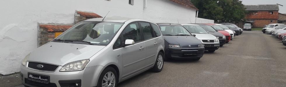 Milošević automobili