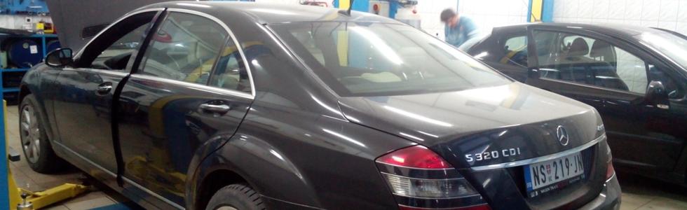 Auto Servis Novi Sad - Wagen Trade - by Ivanović