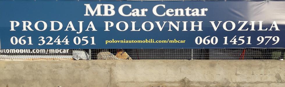 MB CAR CENTAR D.O.O.