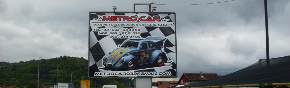 Metro car 032