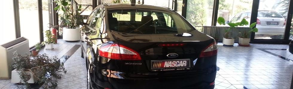NASCAR - Auto plac