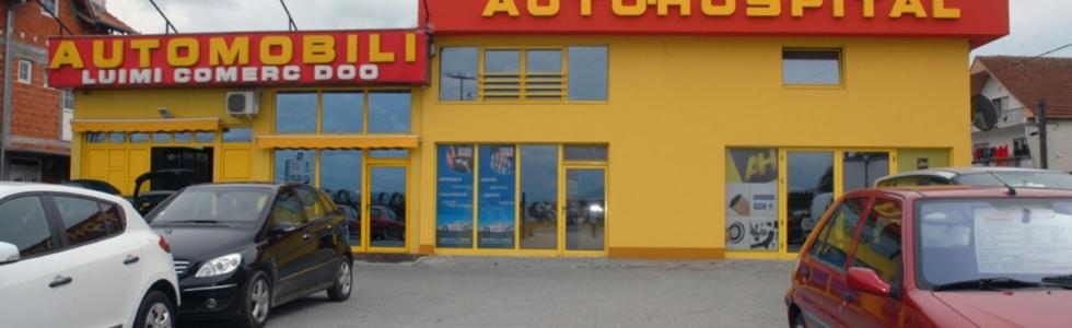 AUTO HOUSE LUIMI DOO