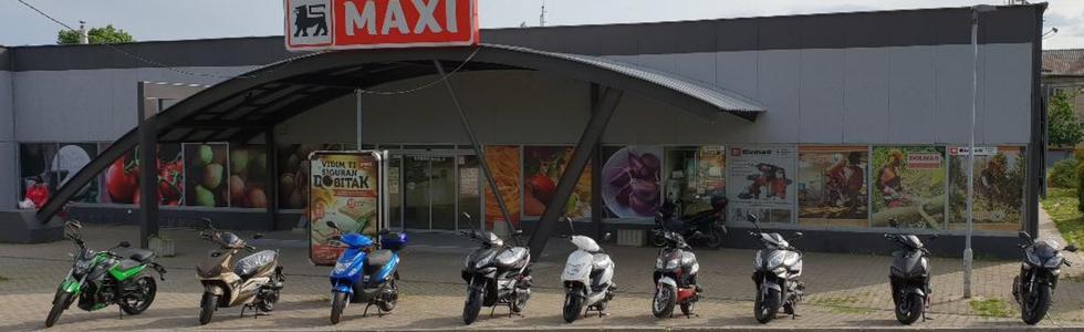 sztr Moto Max
