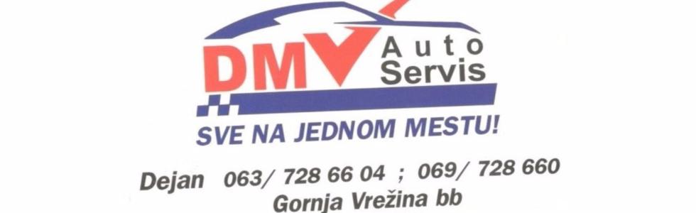 D.M.V. Dejan Auto servis