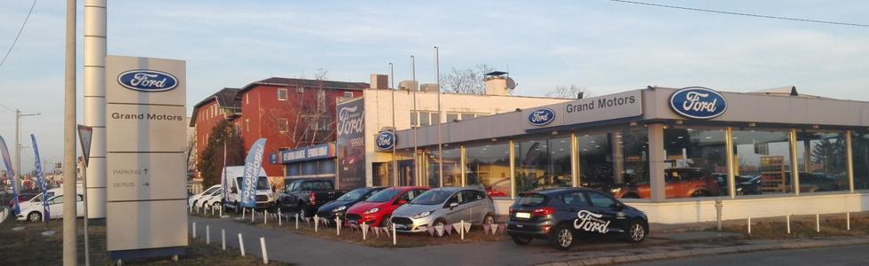 Grand Motors Srbija