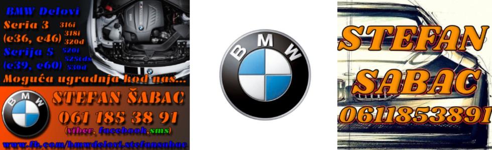 BMW Garage Stefan Šabac