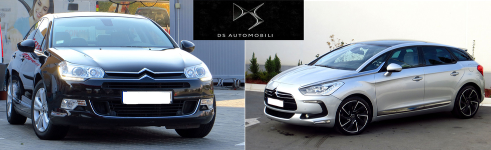 DS automobili