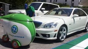 Pranje automobila sa samo tri litra vode?!