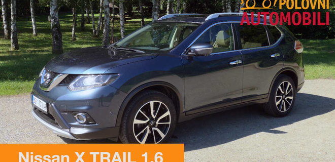 Nissan X-Trail – najprodavaniji SUV na svetu – Autotest