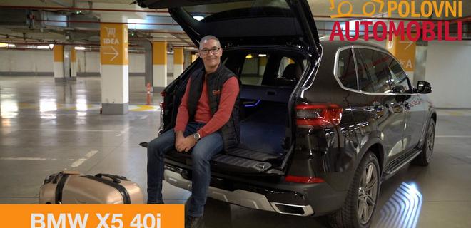 """[AUTOTEST] BMW X5 40i  - """"Šef"""" se vraća u velikom stilu"""