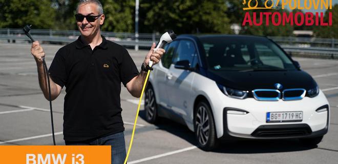 "BMW i3 – električni automobil, gradski ""zvrk"" na struju"