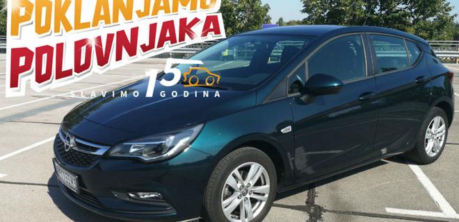 Opel Astra K – Glavna nagrada