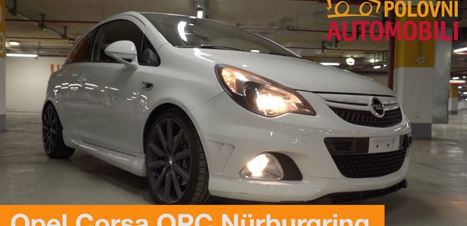 [SPECIJAL TEST] Opel Corsa OPC Nürburgring edition – džepna raketa u ograničenoj seriji