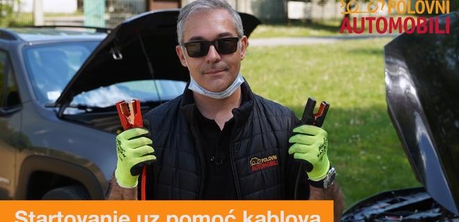 Kako upaliti automobil uz pomoć kablova – Autoznanje
