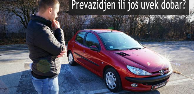 [TEST POLOVNJAKA] Peugeot 206 - najprodavaniji Peugeot svih vremena