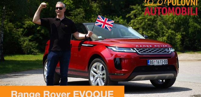 Range Rover Evoque – imperija ponovo napada