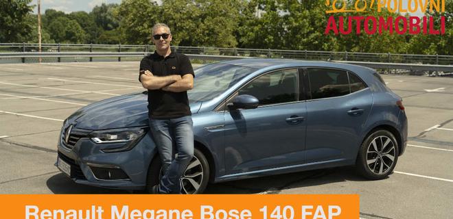 "Renault Megane – francuski adut u  ""Golf klasi"""