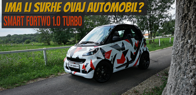 [VIDEO] Smart ForTwo 1.0 Test