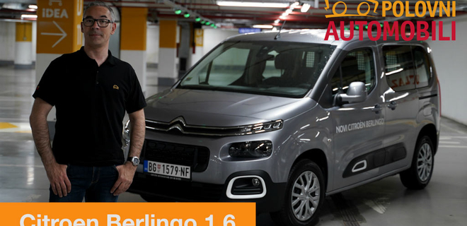 [AUTOTEST] Citroen Berlingo – teretnjak ili porodično vozilo?