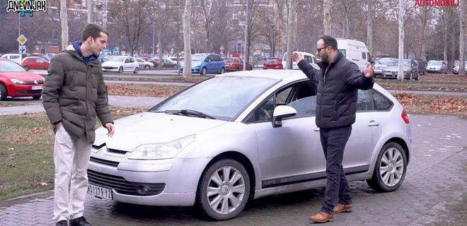 [SPECIJAL] Dnevnjak na Polovnim automobilima - Crnogorac prodaje auto sa živom muzikom