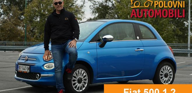 Fiat 500 - gradska legenda - Autotest