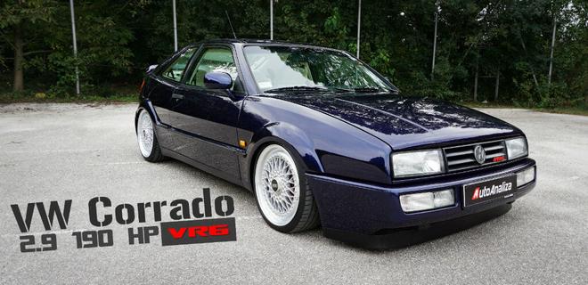 [TEST POLOVNJAK] Corrado - poštuju ga i oni koji ne vole Volkswagen