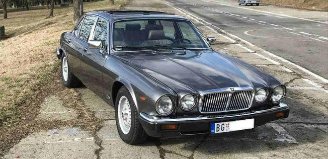 Jaguar XJ6 - engleski gospodin, plemić među automobilima