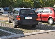 Da li pobesnite kad vidite da je neko zauzeo dva parking mesta?
