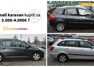 Koji mali karavan kupiti za 3.000-4.000€?