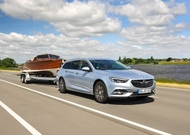 Opel Insignia Sports Tourer: Vuča prikolice bez stresa