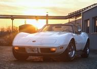 Korveta V8 iz 1974. sa manuelnim menjačem - raritet u oglasima