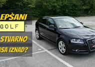 """[VIDEO TEST] """"Audi A3"""" - ulepšani """"golf"""" ili stvarno klasa iznad"""