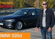 [AUTOTEST] BMW 520d Luxury line - Da li je 2.000 kubika dovoljno?