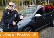 [AUTOTEST] Dacia Duster Prestige 1.6 - princeza sa Karpata