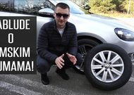 [VIDEO SAVET] Zablude o zimskim gumama