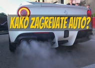 [VIDEO] Kako zagrevate auto?